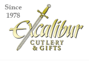 Excalibur Cutlery & Gifts Promo Codes