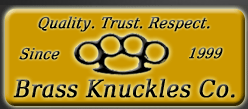 Brass Knuckles Company Promo Codes